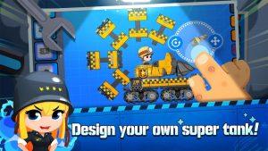 Super Tank Blitz MOD APK Android 1.0.6 Screenshot
