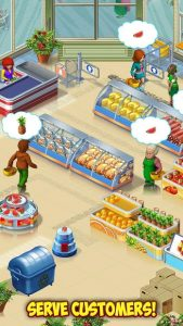 Supermarket Mania Journey MOD APK Android 3.9.1006 Screenshot