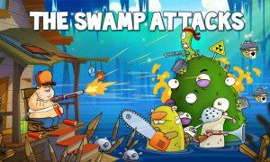 Swamp Attack MOD APK Android 4.0.4.75 Screenshot