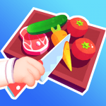 The Cook 3D Cooking Game MOD APK android 1.1.12