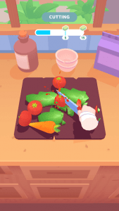 The Cook 3D Cooking Game MOD APK Android 1.1.12 Screenshot