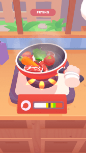 The Cook 3D Cooking Game MOD APK Android 1.1.13 Screenshot