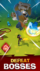 The Mighty Quest For Epic Loot MOD APK Android 4.1.1 Screenshot