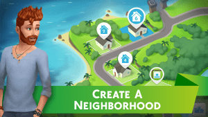 The Sims Mobile MOD APK Android 21.0.0.94835 Screenshot