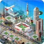TheoTown Online and Offline city building MOD APK android 1.9.11a