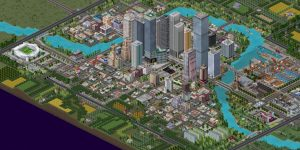 TheoTown Online And Offline City Building MOD APK Android 1.9.11a Screenshot