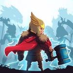 Thor War of Tapnarok MOD APK android 1.3.5