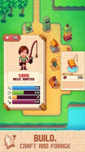 Tinker Island Survival Story Adventure MOD APK Android 1.6.15 Screenshot