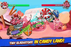 Tiny Gladiators Fighting Tournament MOD APK Android 2.4.3 Screenshot