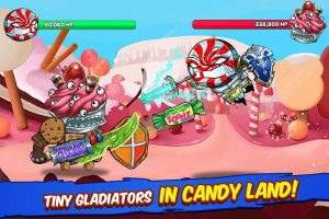 Tiny Gladiators Fighting Tournament MOD APK Android 2.4.4 Screenshot
