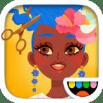 Toca Hair Salon 4 MOD APK android 1.5.0-play