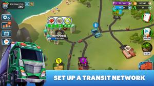 Transit King Tycoon Simulation Business Game MOD APK Android 3.15 Screenshot