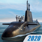 WORLD of SUBMARINES Navy Shooter 3D Wargame MOD APK android 2.0.4 b301244