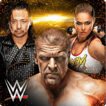 WWE Universe MOD APK android 1.3.0