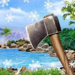Woodcraft Survival Island MOD APK android 1.32