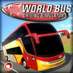 World Bus Driving Simulator MOD APK android 1.07