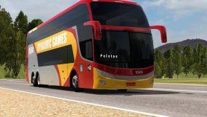 World Bus Driving Simulator MOD APK Android 1.07 Screenshot