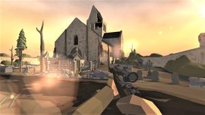 World War Polygon WW2 Shooter MOD APK Android 2.10 Screenshot
