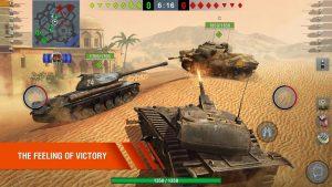 World Of Tanks Blitz MOD APK Android 7.1.0.510 Screenshot
