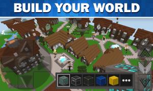 WorldCraft 3D Build & Craft MOD APK Android 3.5.12 Screenshot