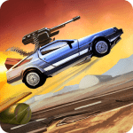 Zombie Derby MOD APK android 1.1.46