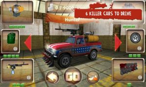Zombie Derby MOD APK Android 1.1.46 Screenshot
