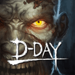 Zombie Hunter D-Day MOD APK android 1.0.403