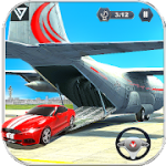 Airplane Pilot Car Transporter Plane Simulator MOD APK android 3.1.7