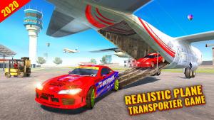 Airplane Pilot Car Transporter Plane Simulator MOD APK Android 3.1.7 Screenshot