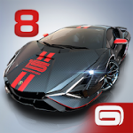 Asphalt 8 Racing Game Drive, Drift at Real Speed MOD APK android  5.4.0o