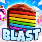 Cookie Jam Blast New Match 3 Game Swap Candy MOD APK android 6.40.112