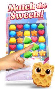 Cookie Jam Blast New Match 3 Game Swap Candy MOD APK Android 6.40.112 Screenshot