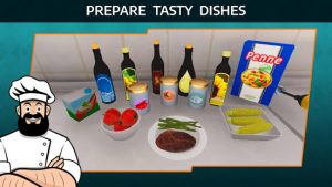 Cooking Simulator Mobile Kitchen & Cooking Game MOD APK Android 1.59 Screenshot