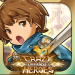 Crazy Defense Heroes Tower Defense Strategy Game MOD APK android 2.3.7