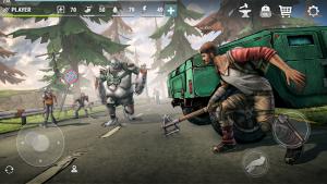 Dark Days Zombie Survival MOD APK Android 1.4.0 Screenshot