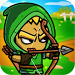 Five Heroes The King's War MOD APK android 3.1.0