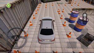 Hard Car Parking MOD APK Android 0.1.9 Screenshot