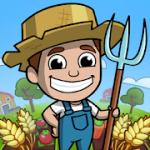 Idle Farm Tycoon Merge Simulator MOD APK android 1.0