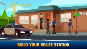 Idle Police Tycoon Cops Game MOD APK Android 1.1.1 Screenshot