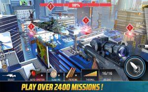 Kill Shot Bravo Free 3D FPS Shooting Sniper Game MOD APK Android 8.3 Screenshot