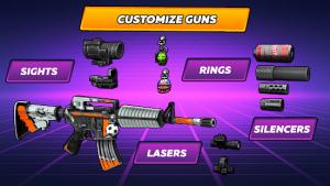 Kuboom Arcade 3D Shooter & Battle Royale MOD APK Android 0.2 Screenshot