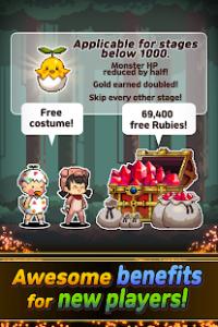 Merge Ninja Star 2 MOD APK Android 1.0.266 Screenshot