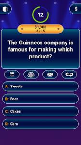 Millionaire 2020 Free Trivia Offline Game MOD APK Android 1.5.2.0 Screenshot