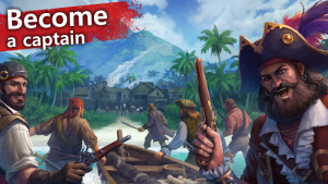 Mutiny Pirate Survival RPG MOD APK Android 0.8.5 Screenshot