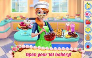 My Bakery Empire Bake, Decorate & Serve Cakes MOD APK Android 1.1.5 Screenshot