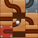 Roll the Ball slide puzzle MOD APK android 20.1028.09