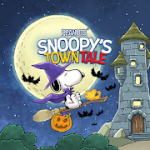 Snoopy's Town Tale City Building Simulator MOD APK android 3.7.1