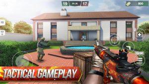 Special Ops FPS PvP War Online Gun Shooting Games MOD APK Android 2.2 Screenshot
