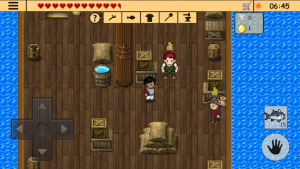 Survival RPG 3 Lost In Time Adventure Retro 2d MOD APK Android 1.1.1 Screenshot