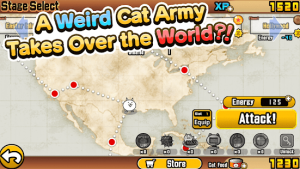 The Battle Cats MOD APK Android 9.10.0 Screenshot